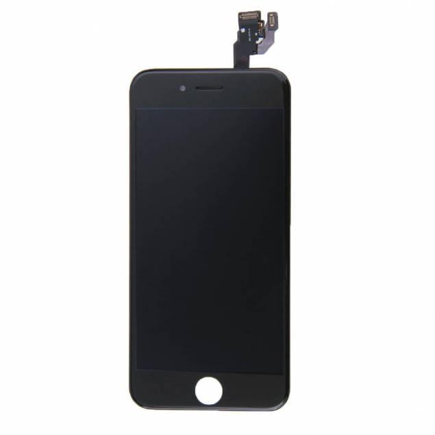 iPhone 6 skærm - Skærmen er ikke originale, men den kan det samme som den der sad i din iPhone fra starten, og den kommer med normal dansk reklamationsret.Du kan skifte din iPhone 6 skærm billigt og let med dette sæt.iPhone skærmen er i virkligheden 4dele, som er sat sa