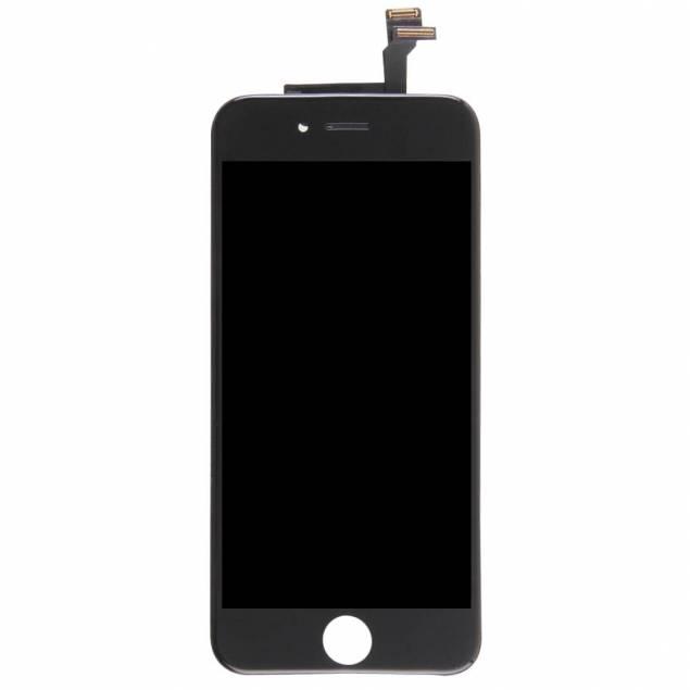 iPhone 6 skærm sort