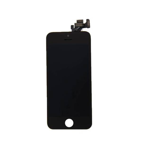 iPhone 5 skærm sort