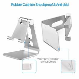 Choetech Mobil- og Tabletholder med justerbar vinkel