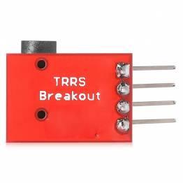TRRS 3.5 mm jackstik til Arduino