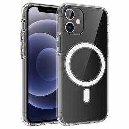 """Magsafe iPhone 12 mini silikone cover 5,4"""""""