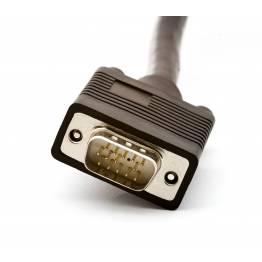SCART til VGA kabel 1,8m