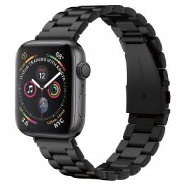 Spigen Apple Watch Modern Fit metal rem 42/44 mm - sort