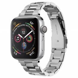 Metal band rem til Apple watch sølv 40mm og 38mm
