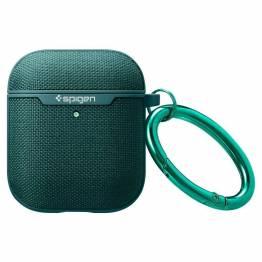Spigen Urben Fit cover til AirPods I midnight green