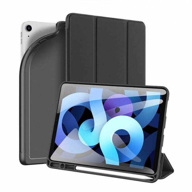 "iPad Pro 11"" 2020 / iPad Air 4 cover med plads til Apple Pencil"
