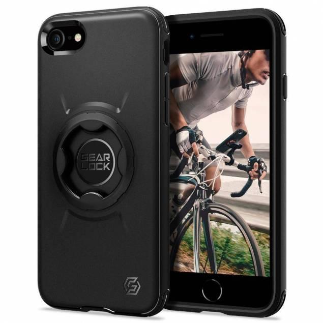 Spigen Gearlock iPhone Cover - iPhone 7/8/SE2020