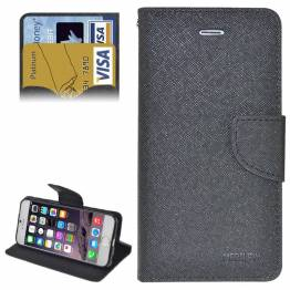 Image of   iPhone 6/6+ cover med pung og kortplads iPhone iPhone 6/6s