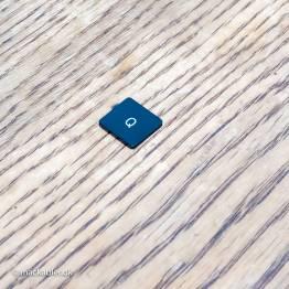 Q knap til Macbook