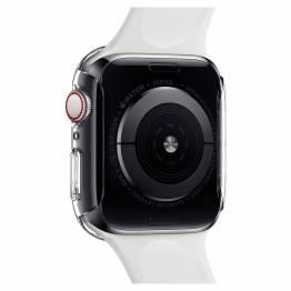 Spigen Apple Watch Thin Fit cover 4/5/6/SE 40mm - Gennemsigtigt