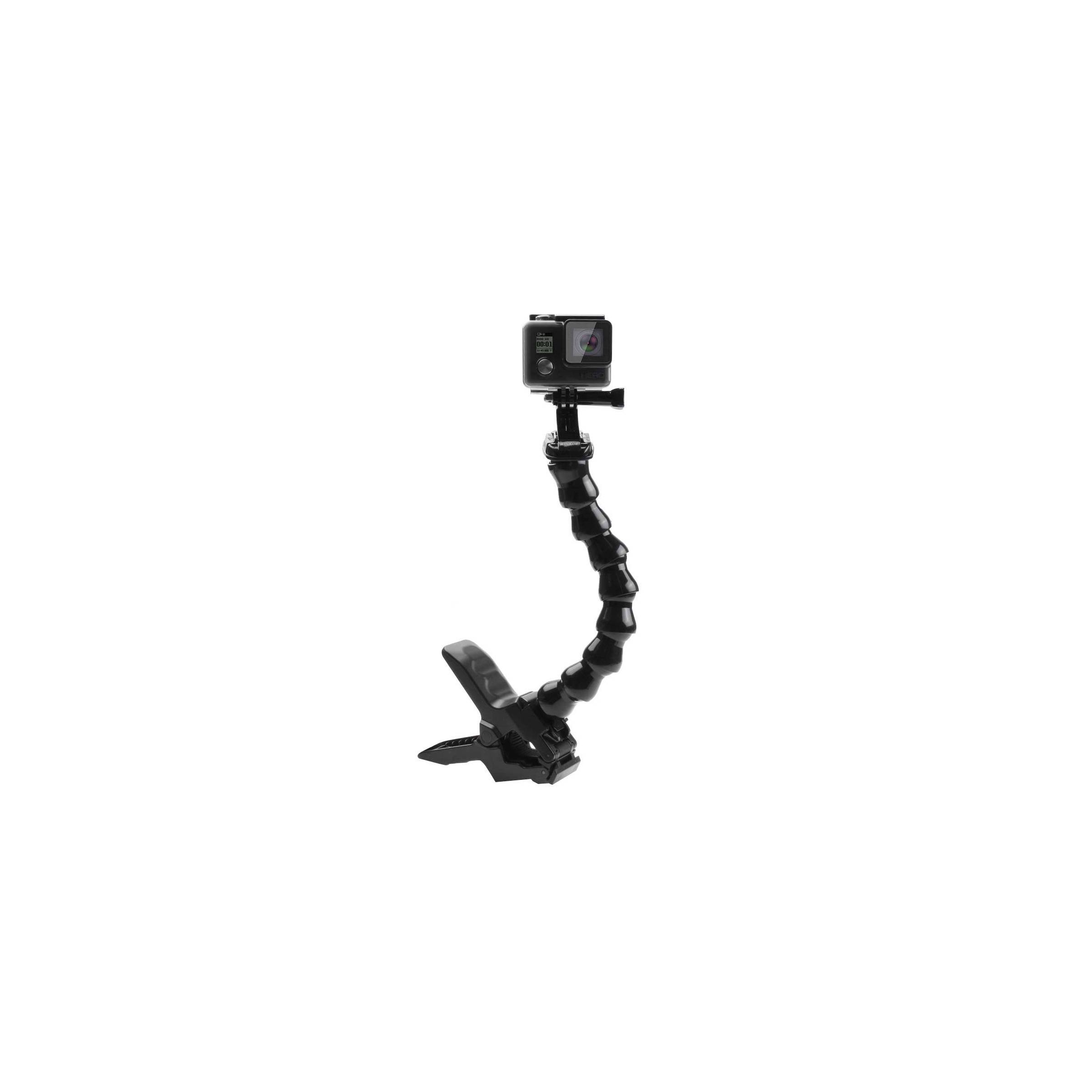 puluz – Puluz action sports cameras jaws flex clamp mount til gopro hero på mackabler.dk