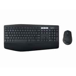 Logitech MK850 Performance Tastatur og mus-sæt Trådløs