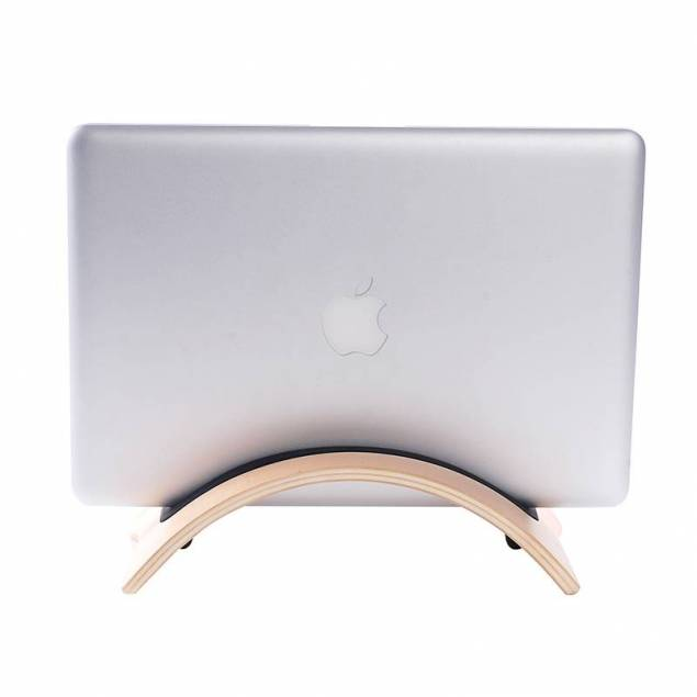 Macbook vertikal stander