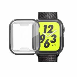 Smart Apple Watch cover 4/5/6/SE 40mm - Sort