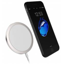 Qi trådløs oplader m. quick opladning til iPhone By mackabler.dk