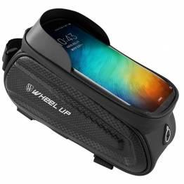 Cykel taske med iPhone holder