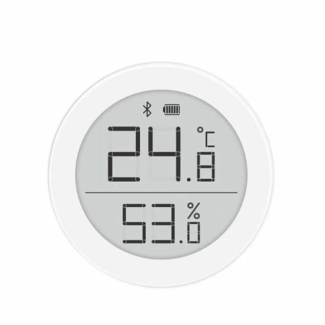 Xiaomi Mijia temperatur og luftfugtighed sensor med LCD