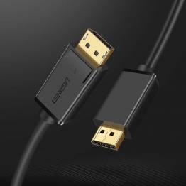 Ugreen DisplayPort 1.2 kabel 4K Premium (1.5m)