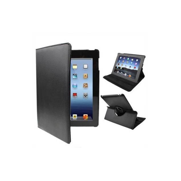 iPad 2 360 grader cover - Coveret her er et fuldt cover/etui til iPad 2, coveret er lavet af plastik med imiteret læder, det føles rigtigt godt og det vejer også det det skal så det føles godt og ægte.Coveret beskytter imod alle slag, stød, tab og ridser fordi det dækker alle sid