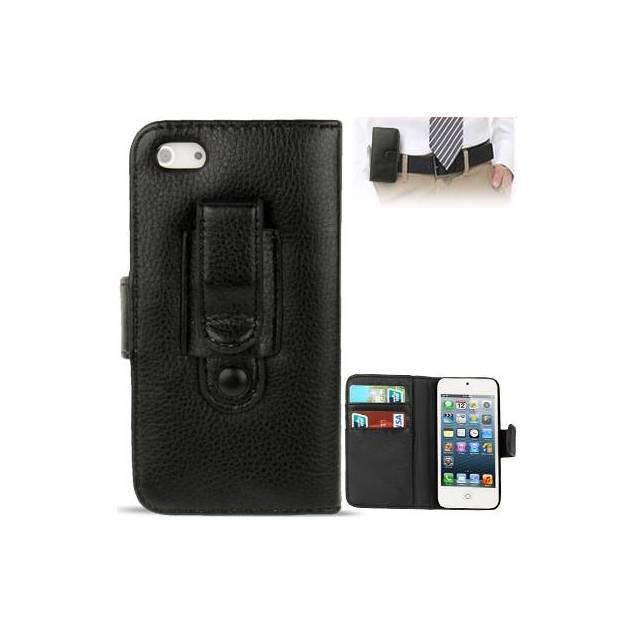 iPhone 5/5s/se bælte etui - iPhone 5/5s eller iPhone se cover med bælte holder. Coveret er lavet til at du kan have det siddende i dit bælte, så du altid ved hvor din iPhone er.