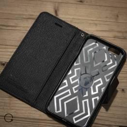 iPhone 6/6s cover med pung og kortplads