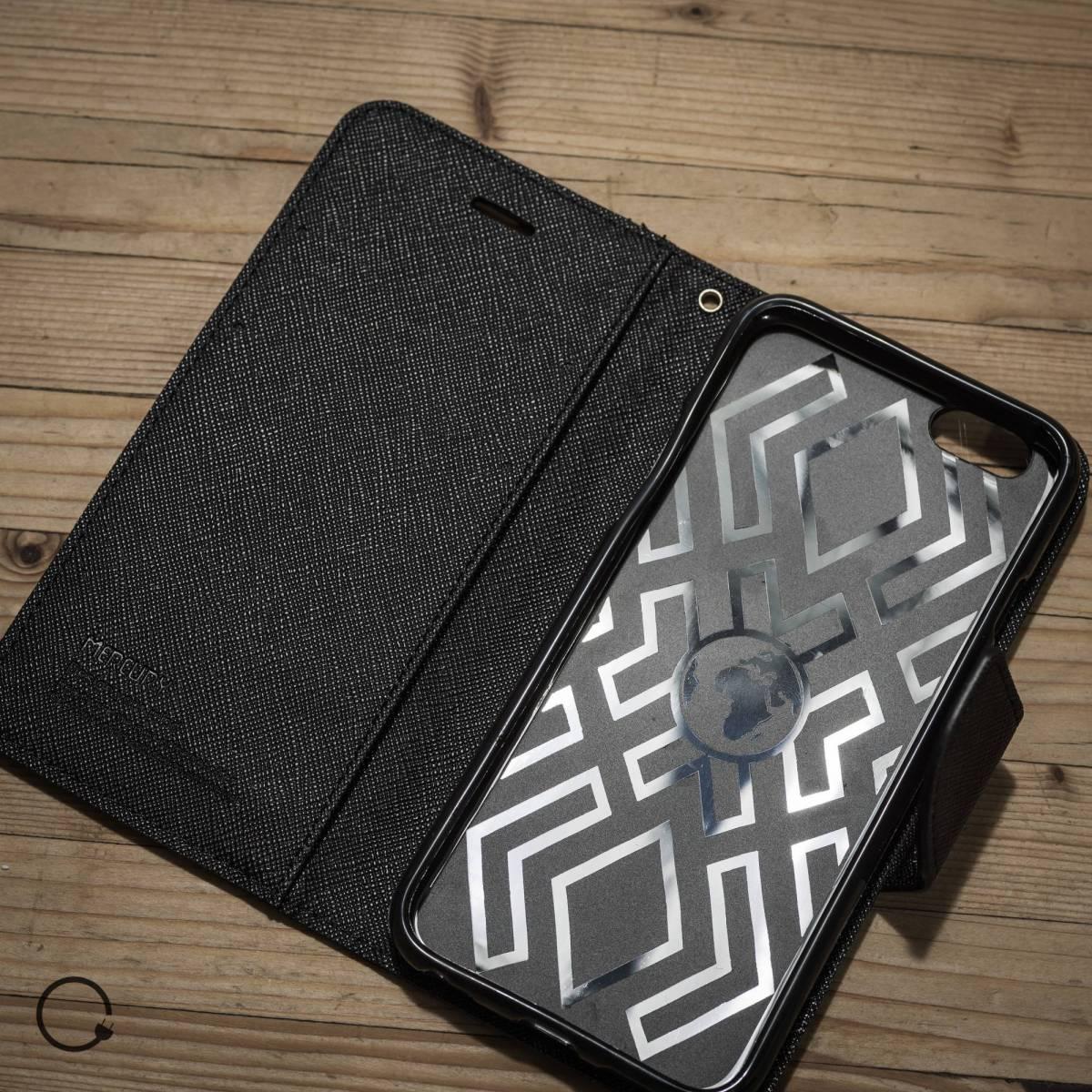 5314d05b2c9 iPhone 6/6+ cover med pung og kortplads - MacKabler.dk