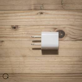 Amerikansk oplader stik 5w til iPhone