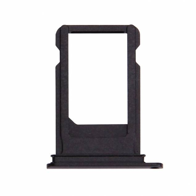 iPhone sim kort holder (card tray) - Sim kort holder til iPhone 6/6s, iPhone 7 og iPhone 7 plus.  Hvis du mangler en simkort holder til din iPhone er den her.