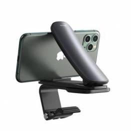 Baseus Big Mouth Pro mobiltelefonholder - Sort