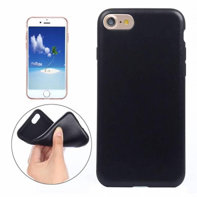 iPhone 7 cover tyndt forstærket plastik