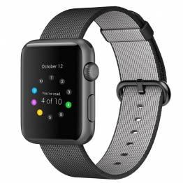Apple watch rem stof tekstur