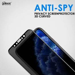 Det bedste Privacy beskyttelsesglas til iPhone 11 Pro / X / Xs