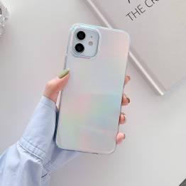 """IMD iPhone 12 Pro Max 6,7"""" cover med laser reflekterende overflade"""