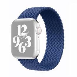 Apple Watch braided strap 42/44 mm - blue