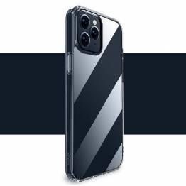 "X-level Space II iPhone 13 Pro 6,1"" stødsikkert cover - Gennemsigtigt"