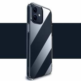 "X-level Space II iPhone 13 mini 5,4"" stødsikkert cover - Gennemsigtigt"