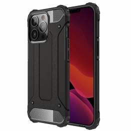 """Magic Armor iPhone 13 Pro Håndværker cover 6,1"""" - Sort"""
