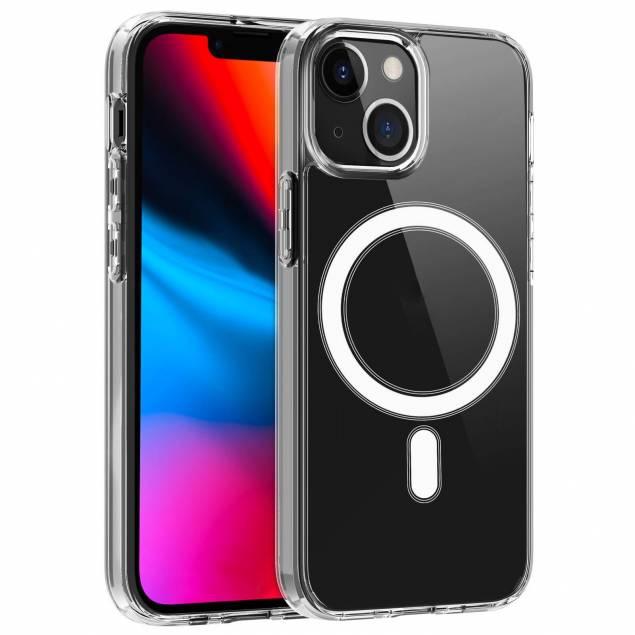 """Magsafe iPhone 13 mini silikone cover 5,4"""""""