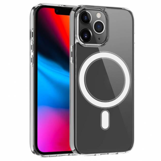 "Magsafe iPhone 13 Pro silikone cover 6,1"""