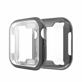 Smart Apple Watch cover 4/5/6/SE 44mm - Sort