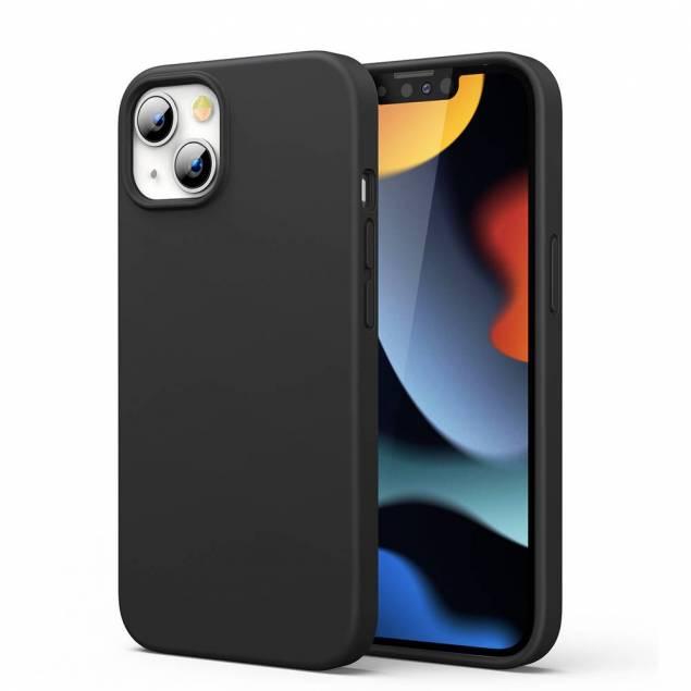 "Ugreen iPhone 13 6,1"" beskyttende silikone cover - sort"