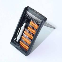 Ugreen aluminium skruetrækkersæt til iPhone, iPad og Macs med 36 bits