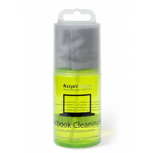 Keepit clean Macbook/iPhone/iPad rengørings sæt - Tech Link