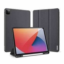 "DUX DUCIS iPad Pro 12,9"" 2020/21 smart cover med Pencil rum - Sort"