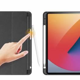 "DUX DUCIS iPad Pro 11"" 2020-21/iPad Air 4 cover med Pencil rum - Sort"