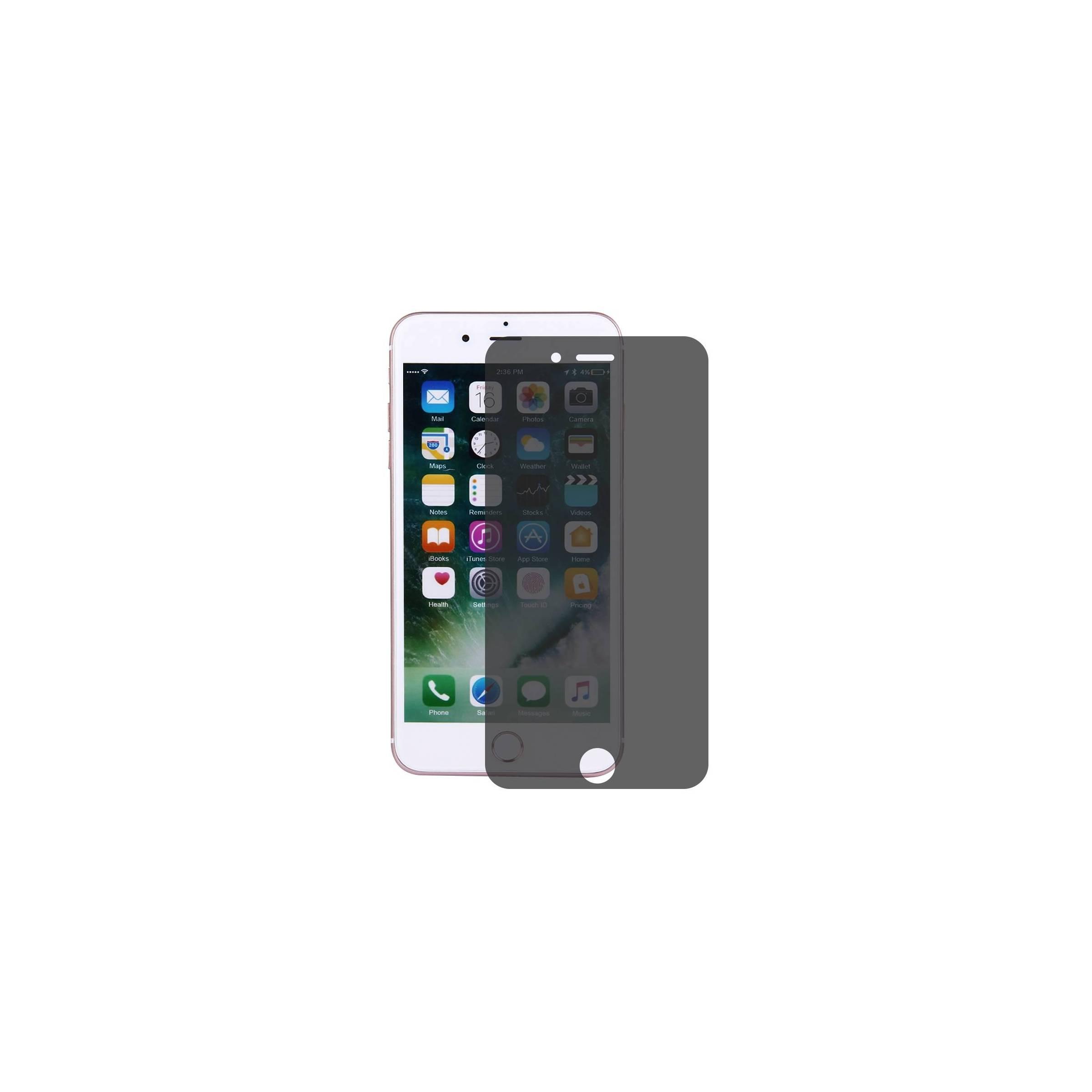 haweel – Privacy beskyttelsesglas til iphone iphone iphone 7 & iphone 8 / iphone se 2020 på mackabler.dk
