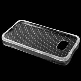Samsung Galaxzy S7 cover, gennemsigtig