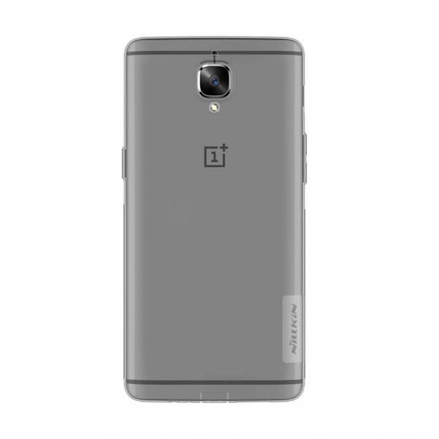 Billede af Gennemsigtigt cover til OnePlus 3/3t