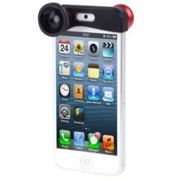 3 i 1 linse(objektiv) til iPhone 5/5s/5SE